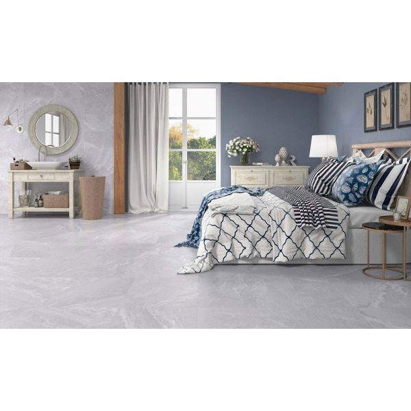 Total Tile and Bathrooms | Alabama Perla Tile | Roomset | Crewe | Cheshire