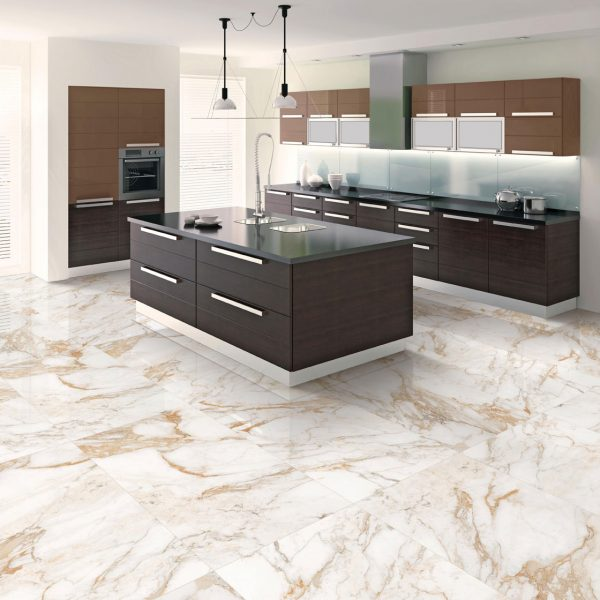 Total Tile and Bathrooms | Icon Gold | Roomset