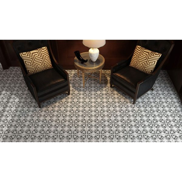 Total Tile and Bathrooms   Crewe   Cheshire   Bristol Pattern Grey Tile   Roomset