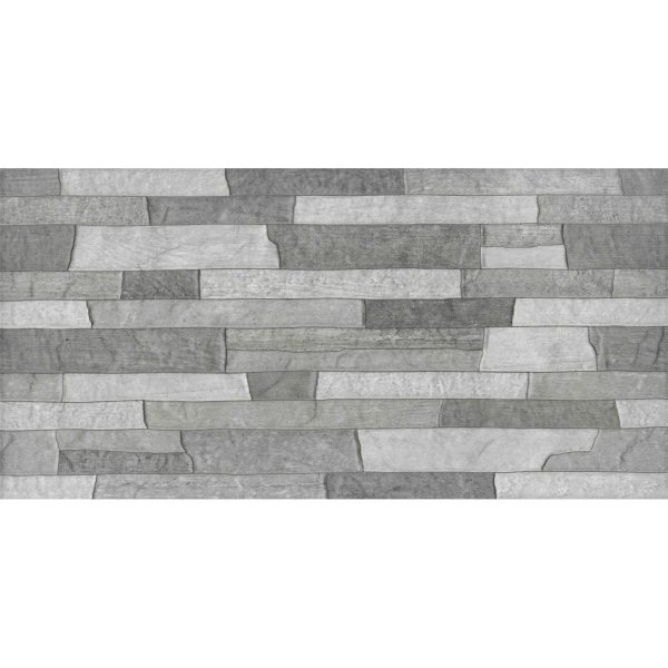 Total Tile and Bathrooms | Crewe | Cheshire | Cemento Rustico | Mix Decor | 30x60