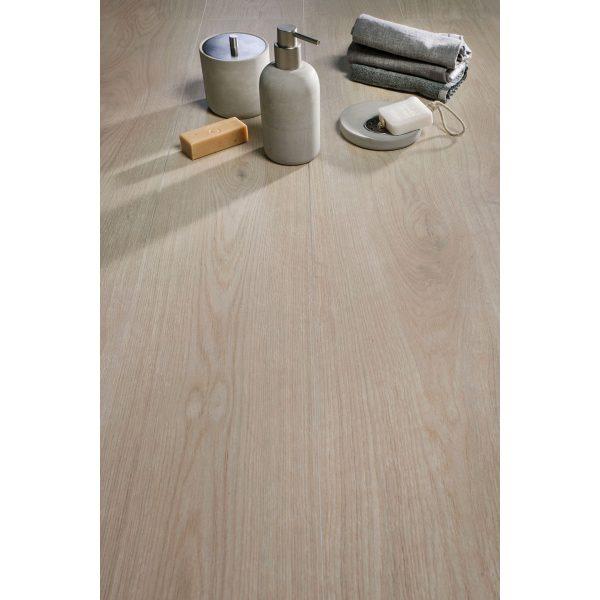 Total Tile and Bathrooms   Eternalwood Beige 20 x 120cm   Floor Tile   Roomset