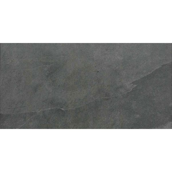 Total Tile and Bathrooms | Crewe | Cheshire | Lajedo Black Tile | 30x60