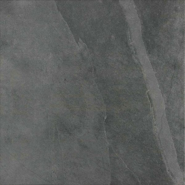 Total Tile and Bathrooms | Crewe | Cheshire | Lajedo Black Tile | 60x60