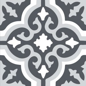 Total Tile and Bathrooms | Crewe | Cheshire | Lancaster Grey Tile | 45x45