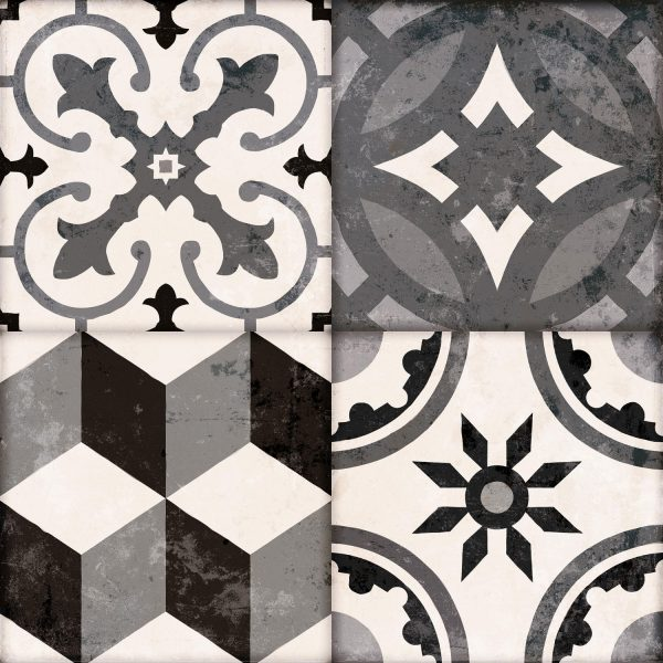 Total Tile and Bathrooms | Crewe | Cheshire | Salisbury Gris Tile 2 | 45x45