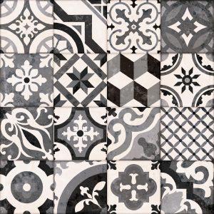 Total Tile and Bathrooms | Crewe | Cheshire | Salisbury Gris Tile | 45x45